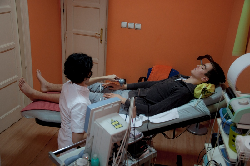 Foto galerija - ordinacija dr Stefanović - terapija
