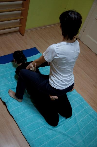 Shiatsu masaža