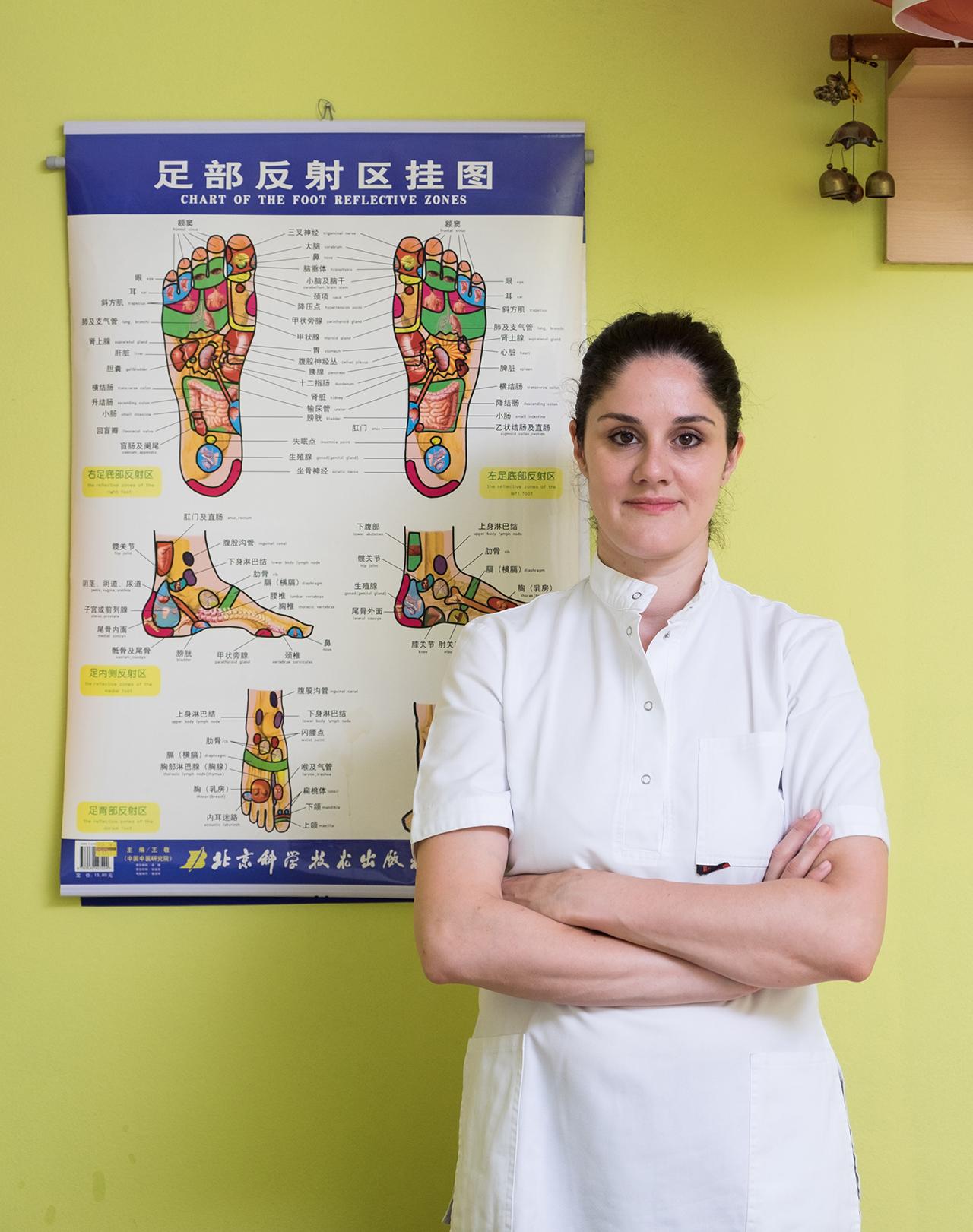 Lidija Damjanović - Viši strukovni fizioterapeut