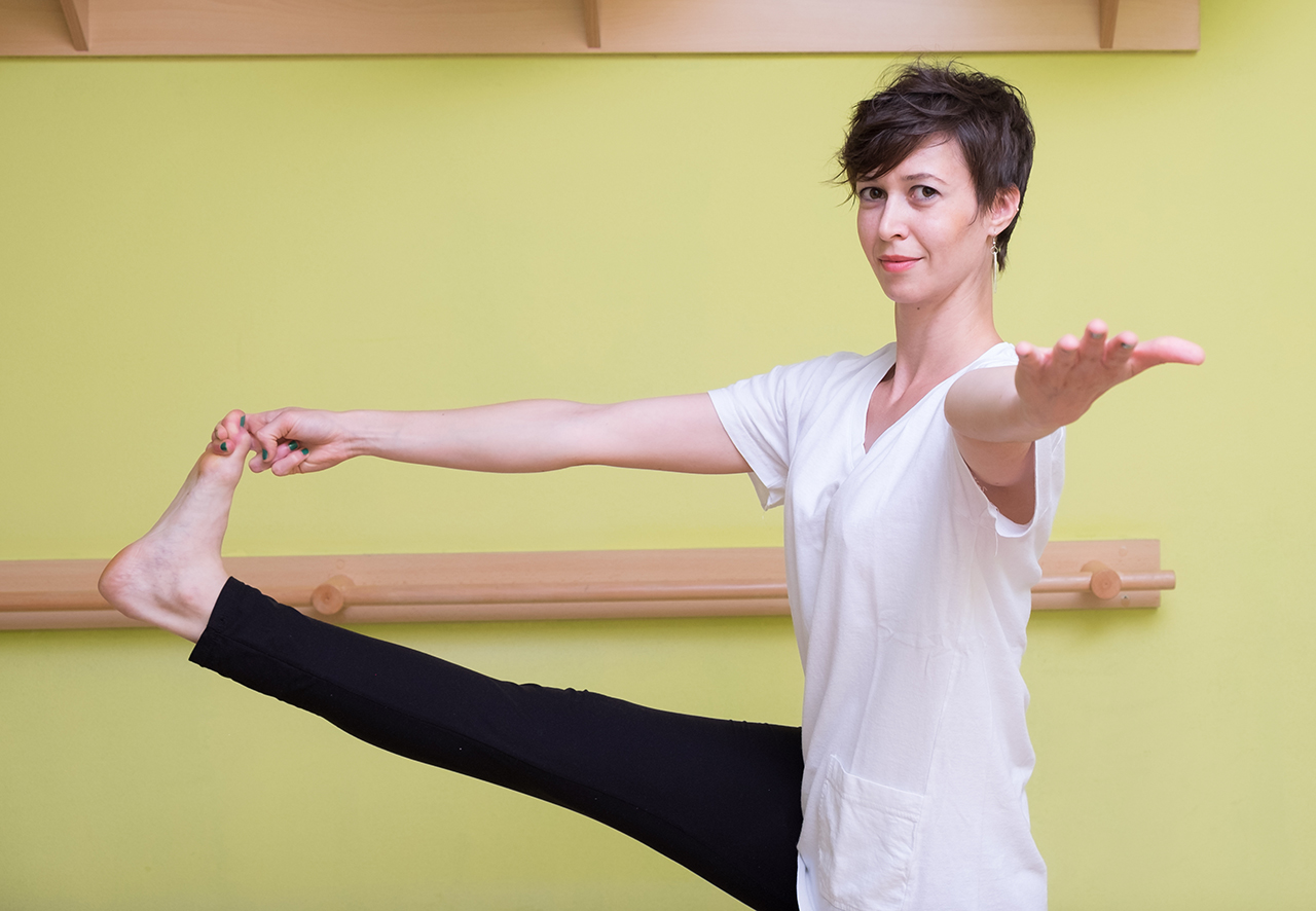 Rozalia Forai - Viši strukovni fizioterapeut