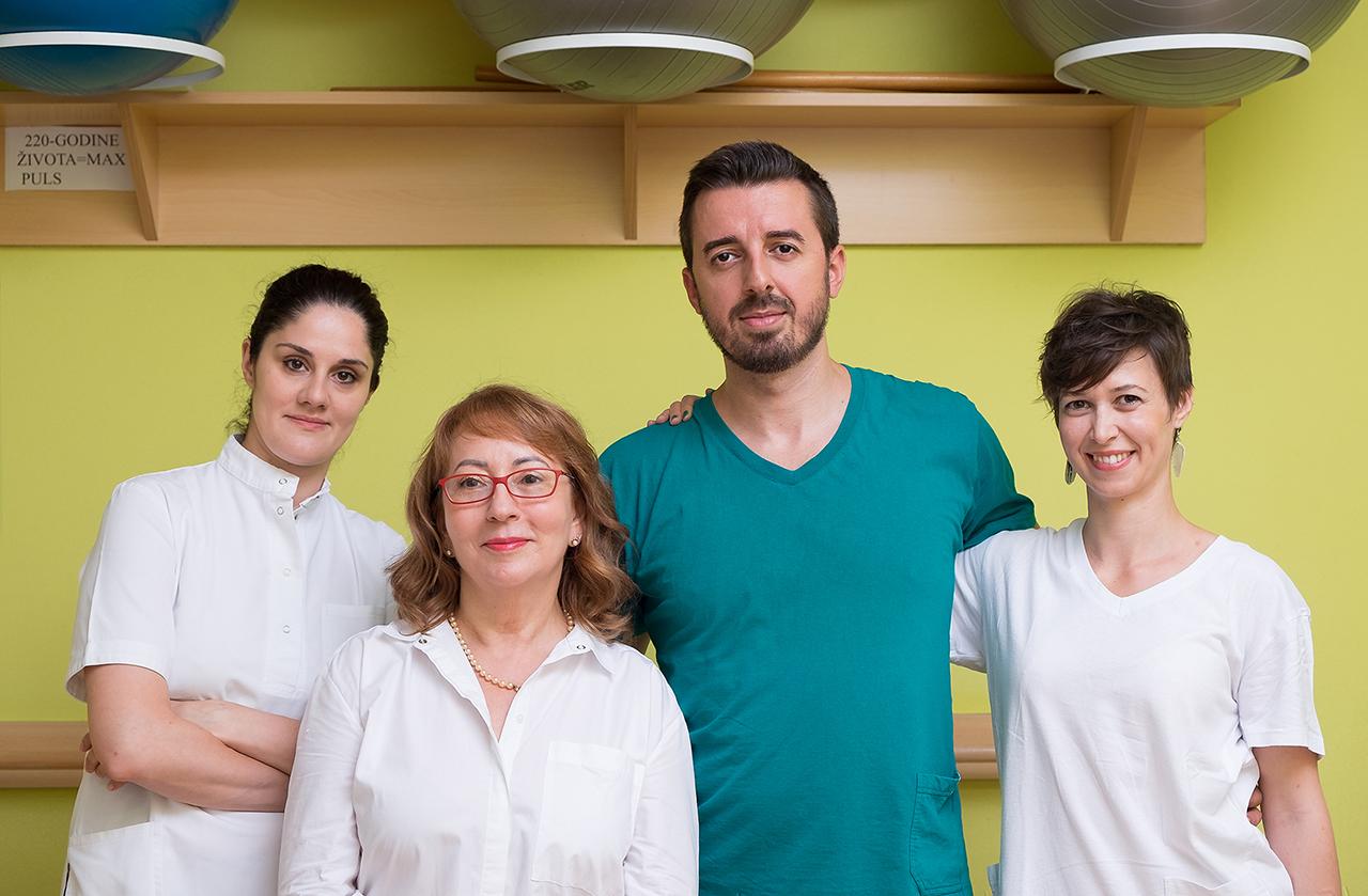 Ordinacija dr Stefanović – naš stručni tim
